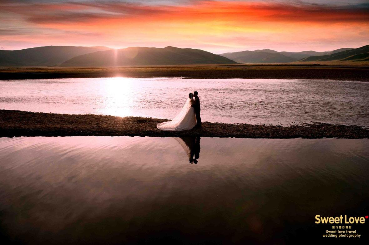 十一国庆节去红原草原旅拍婚纱照怎么样