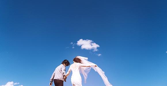 旅拍外景婚纱照