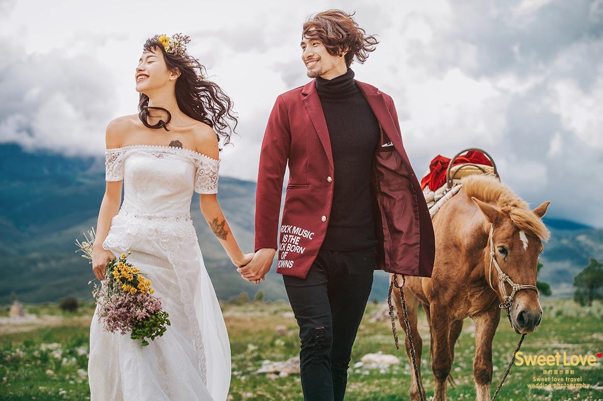 2019成都婚纱照价格,成都婚纱照价格行情,成都拍婚纱照多少钱合适